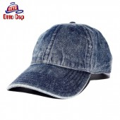 OTTO PLAIN CAP【WASH BLUE】【メール便可】